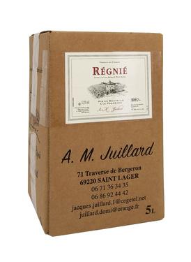 Rav Regnie Aoc Domaine De La Sorbiere 5l