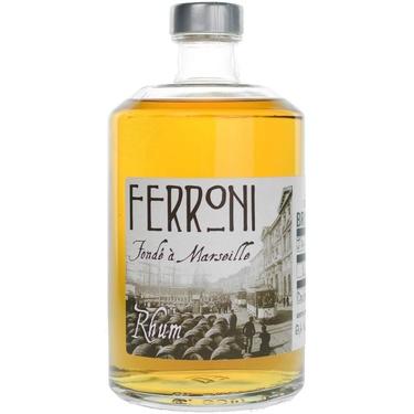 Rhum Brut De Fut Jamaique 2010 Ferroni 63.4% 50cl