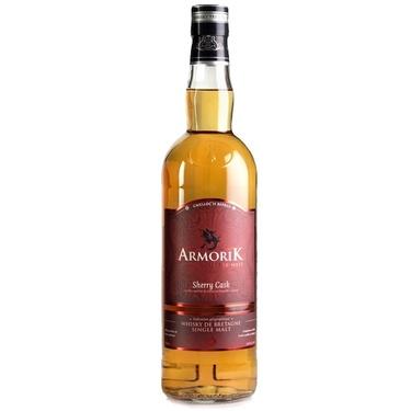 Whisky France Bretagne Armorik Sherry Cask 46% 70cl
