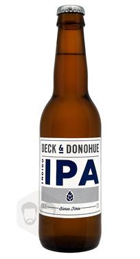 Biere Bonneuil Deck&donohue Indigo Ipa Bio 6.5% 33cl