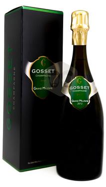 Champagne Gosset Grand Millesime 2012