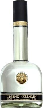 Vodka Russie Legende Du Kremlin 40% 70cl