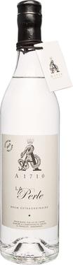 Rhum Blanc A1710 La Perle  Millesime 2020 54.5% 70cl