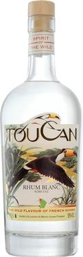 Rhum Guyane Fr Toucan Blanc 50% 70cl