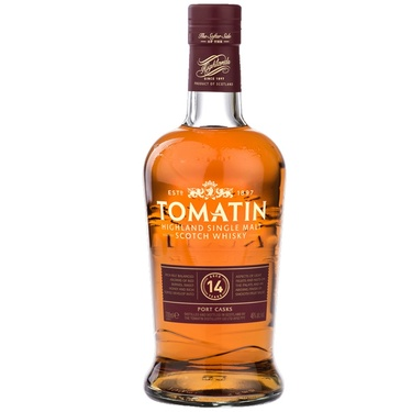 Whisky Ecosse Highlands Single Malt Tomatin 14 Ans 46% 70cl