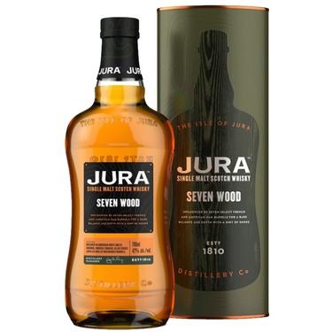 Whisky Ecosse Highlands Single Malt Jura Seven Wood Of 42% 70cl