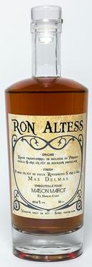 Ron Panama 6 Ans Altess Finish Rivesaltes Brut De Fut 64% 50cl