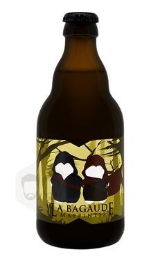 Brasserie Saint Maur Mappiness La Bagaude 5.4% 33cl