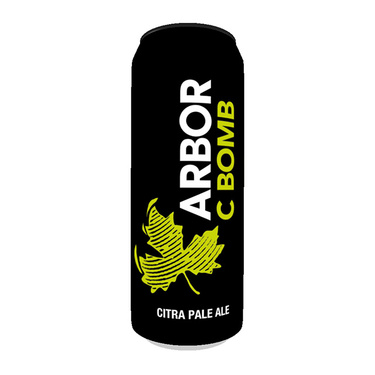 Uk Arbor C Bomb 4.7% Cans 56.8cl