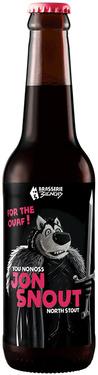 Brasserie Saint Maur 3ienchs Stout Jon Snout 5% 33cl
