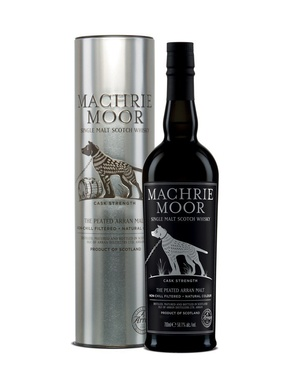 Whisky Ecosse Highlands Arran Single Malt Machrie Moor Cask Strength 46% 70cl