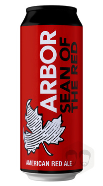 Uk Arbor Sean Of The Red American Red Ale Cans 5.1% 56.8cl