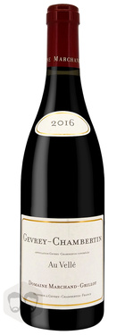 Gevrey-chambertin Au Velle Marchand-grillot 2016 75cl