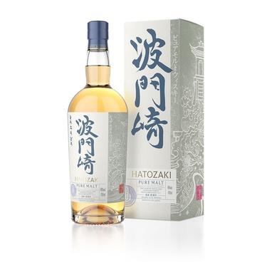 Whisky Japon Pure Malt Hatozaki 46% 70cl