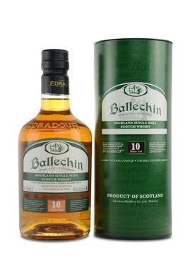 Whisky Highlands Single Malt Ballechin 10 Ans 46% 70cl