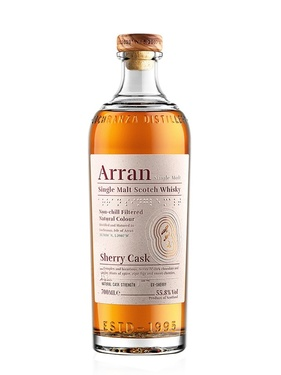 Whisky Ecosse Highlands Single Malt Arran Sherry Cask The Bodega 55.8% 70cl