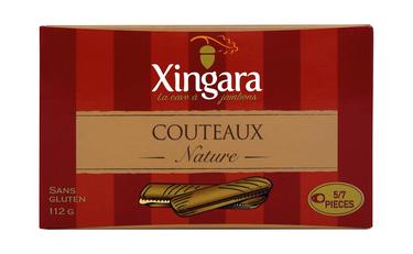 Couteaux Naturel Conserve 112 Grs /5-7