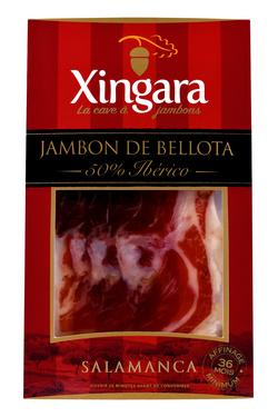 Jamon Bellota 50-75% Tranche 80g