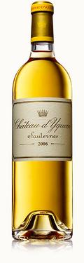 Sauternes 1er Grand Cru Classe Chateau Yquem 2006 75cl