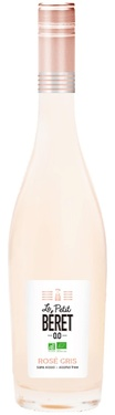Rose Gris Le Petit Beret 75cl Bio
