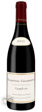 Ruchottes Chambertin 2017 Domaine Marchand Grillot 75cl