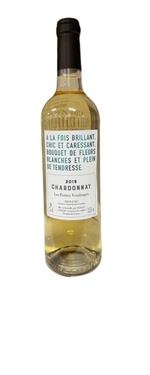 Igp Oc Chardonnay Les Petites Vendanges 2019