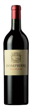 Pauillac Dompierre 2015 75cl