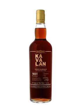 Whisky Taiwan Kavalan Solist Vinho Barrique The Nectar 2019 58.6% 70cl