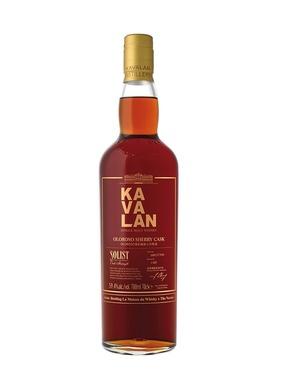 Whisky Taiwan Kavalan Solist Oloroso Sherry Cask 2019 58.6% 70cl