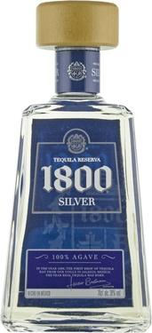 Mexique Tequila 1800 Silver 38% 75cl