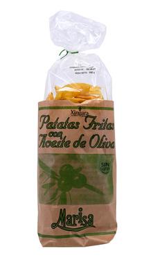 Chips Aux Olives 190 Grs