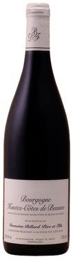 Bourgogne Hautes Cotes De Beaune Rouge Domaine Billard 2019