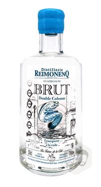 Rhum Blanc Freres De La Cote Guadeloupe Reimonenq Brut Colonne 76% 50cl