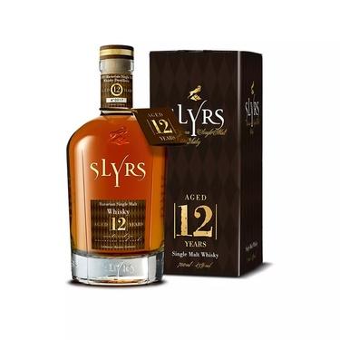 Whisky Allemand Slyrs Single Malt 12 Ans 43% 70cl