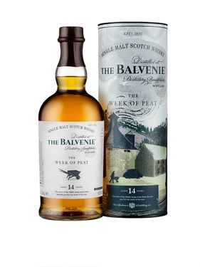 Whisky Ecosse Speyside Sgm Balvenie The Week Of Peat 14 Ans 48.3% 70cl