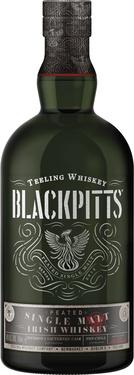 Whiskey Irlande Teeling Single Malt Blackpitts 46% 70cl
