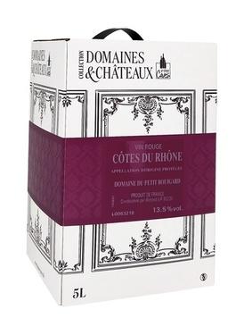 Rav Cotes Du Rhone Domaine Petit Bouigard 5l