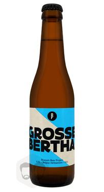 Brussels Beer Project Hefeweizen Grosse Bertha 7% 33cl