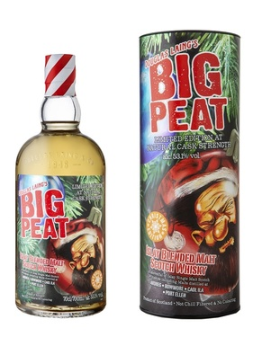 Whisky Ecosse Islay Blend Big Peat Christmas Edition 2020 53.1% 70cl