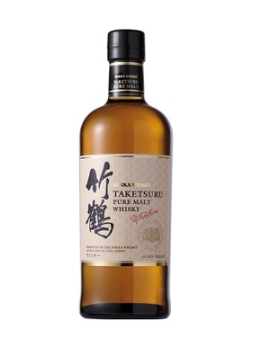 Whisky Japon Blend Nikka Taketsuru Pure Malt 2020 43% 70cl