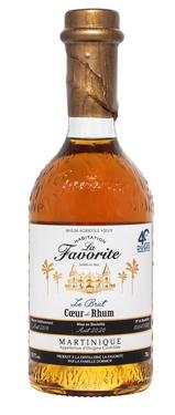Rhum Martinique La Favorite Le Brut 50.7% 70cl
