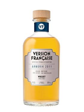 Whisky Version Francaise Armorik 2011 9 Ans 50% 70cl