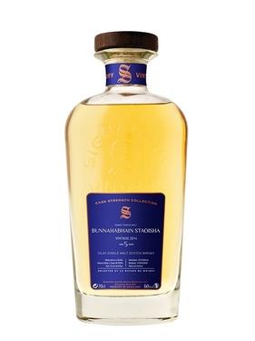 Whisky Ecosse Islay Single Malt Bunnahabhain Staoisha 6ans 2014 60.9% 70cl