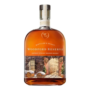 Whiskey Woodford Reserve Holiday Bottle 43% 70cl