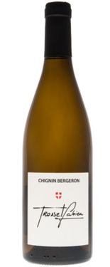 Vin De Savoie Chignin Bergeron Fabien Trosset 2019
