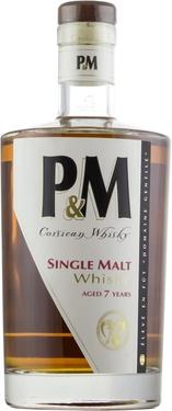 Whisky Corse P&m Single Malt Signature 42% 70cl