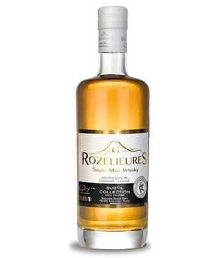 Whisky France Lorraine Rozelieures Subtil 40% 70cl