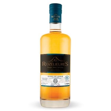 Whisky France Lorraine Rozelieures Fut Hse 43% 70cl