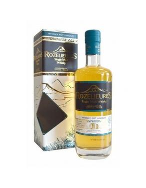 Whisky France Lorraine Rozelieures Fut Vosne Romanee 46% 70cl