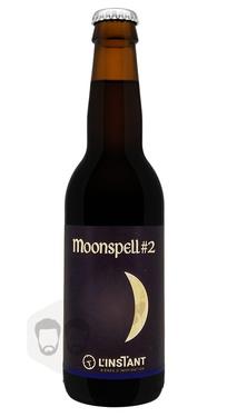 Biere Ile De France Brasserie L'instant Moonspell #2 33cl 10.5%